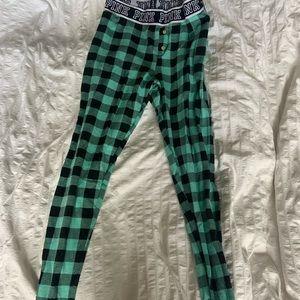 Victoria secret PINK thermal pj pants